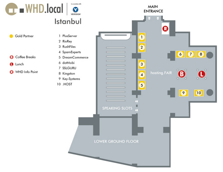 WHD İstanbul 2014